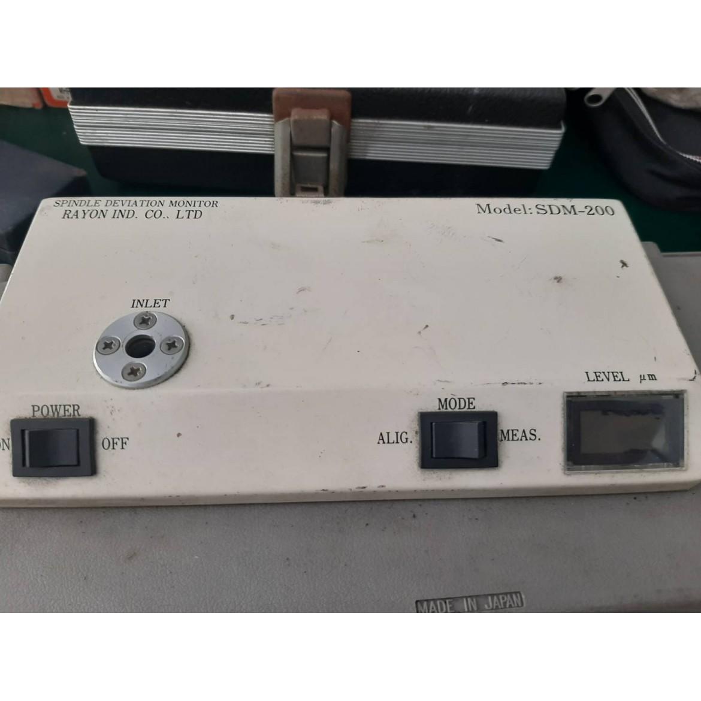 心軸偏心監測儀