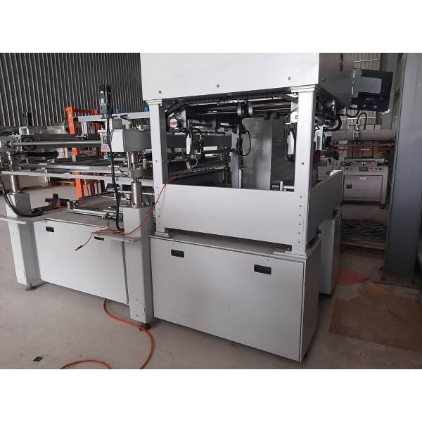 二手   CCD自動對位印刷機   (妙印)